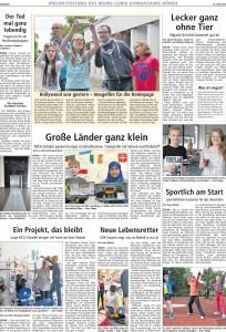 Projektzeitung 2015 #2