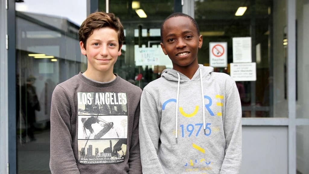 MCG-Schüler erreichen den 3. Platz beim Comic Wettbewerb