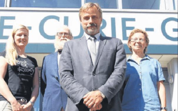 Neuer Leiter des MCG Dr. Peter Petrak tritt offiziell seinen Dienst an