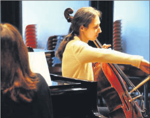 Musikalisches Wintermärchen im MCG
