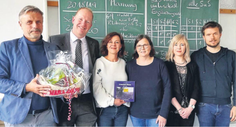 Deutsch-französischer Schüleraustausch am MCG eine rundum gelungene Sache