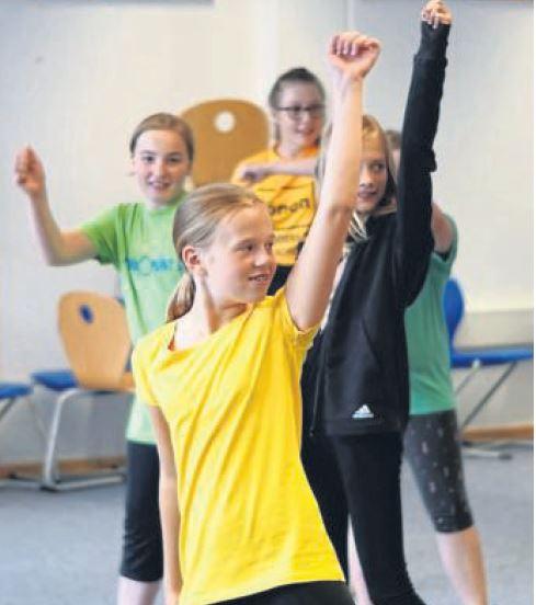 MCG-Wettkämpfe der Fünft- und Sechstklässler zeigt die Abwechslung des Sports