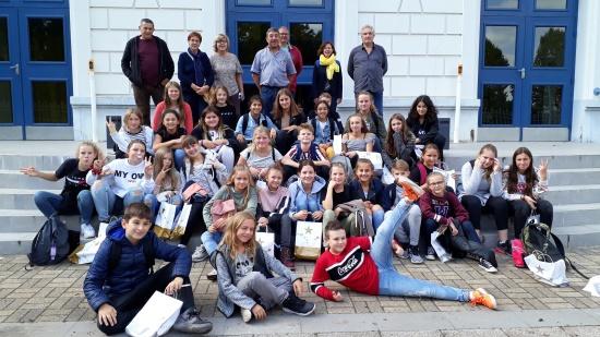 Schülerberichte vom Austausch in Billy Montigny