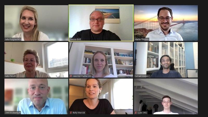 Spannenden Journalismus von Format erleben: Die Videokonferenz mit dem New York Times-Journalisten Manjoo